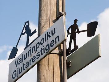 Sirpa Hynninen och Vesa-Ville Saarinen: Hertonäs arbetare, 2014. Du får inte använda foto i kommersiellt syfte. © Foto: Helsingfors konstmuseum / Hanna Kukorelli