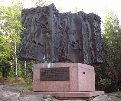 Kuva toimipisteestä: Crescendo / Vuoden 1918 Kansalaissodan uhrien muistomerkki