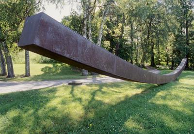 Bernard Kirschenbaum: Helsinki Arch, 1983. Et voi käyttää kuvaa kaupallisiin tarkoituksiin. © Kuva: Helsingin taidemuseo