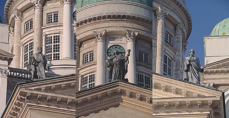 Hermann Schievelbein ja August Wredow: 12 Apostolia, 1849. Et voi käyttää kuvaa kaupallisiin tarkoituksiin. © Kuva: Helsingin taidemuseo