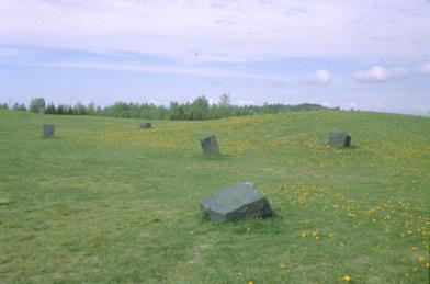 Radoslaw Gryta: Monument till de vanliga, 1997. Du får inte använda foto i kommersiellt syfte. © Foto: Helsingfors konstmuseum / Hanna Rikkonen