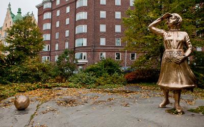Pekka Jylhä: Odotus, 2010. Et voi käyttää kuvaa kaupallisiin tarkoituksiin. © Kuva: Helsingin taidemuseo / Hanna Kukorelli