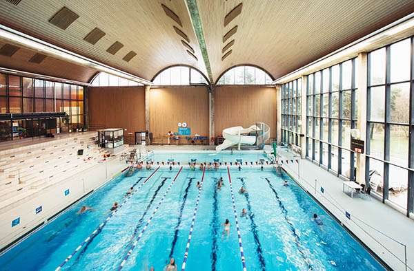 Pirkkola Swimming hall, foto: City of Helsinki