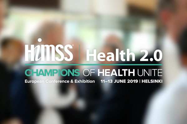 Photo: The HIMSS & Health 2.0 European Conference