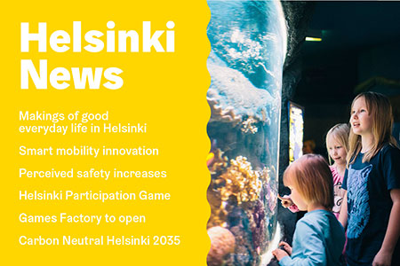 Helsnki News cover picture.