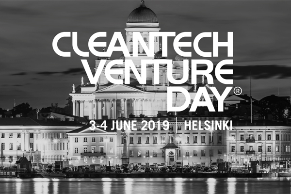 Photo: Cleantech Venture Day
