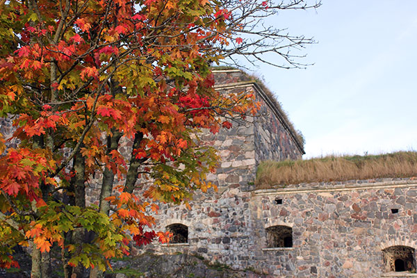 Suomenlinna Sea Fortress. Photo: Mika Lappalainen.