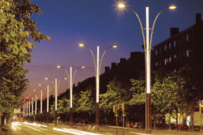 Map of neighbourhoods