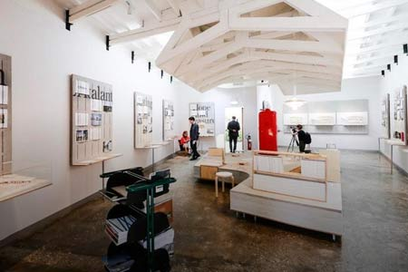 Finland's library culture is on display at the Venice Architecture Biennale from 26 May to 25 November.