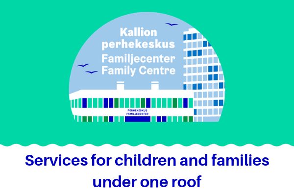 Services for children and families under one roof