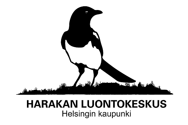 Logo of the Harakka naturcentrum