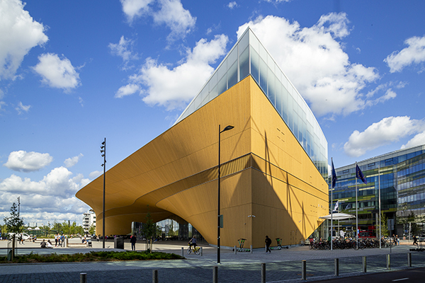 Helsinki Central Library Oodi chosen as the best new public library in the world. Photo: Maarit Hohteri