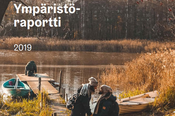 The City of Helsinki environmental report (in Finnish)