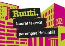 Ruuti - Young people making better Helsinki