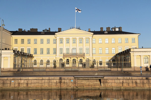 Presidential Palace. Photo: Tuukka Jaromaa