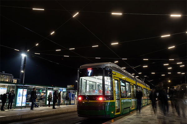 Tram route 7 will be diverted from 6 April to 2 May.