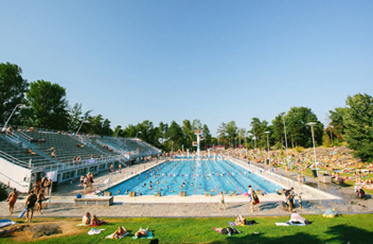 Swimming Stadium, foto: Konsta Linkola